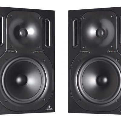 Behringer Truth B2031A Flat Response Professional Audio Monitor Speakers