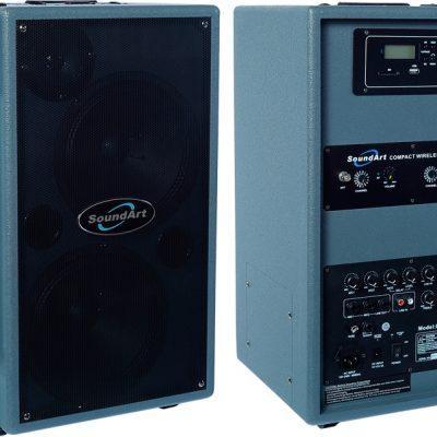 Soundart PWA-100M 100 Watt PA System