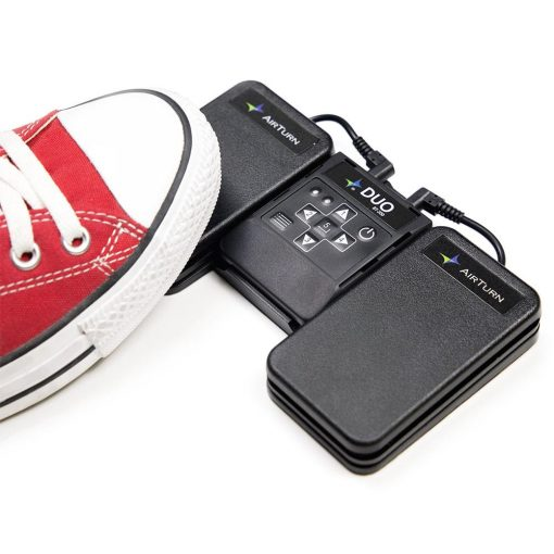 AirTurn DUO 200 Bluetooth pedals