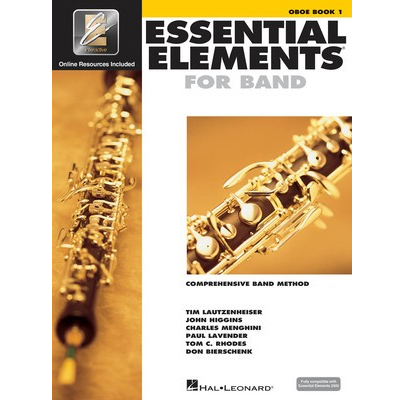 Essential Elements Oboe Book 1