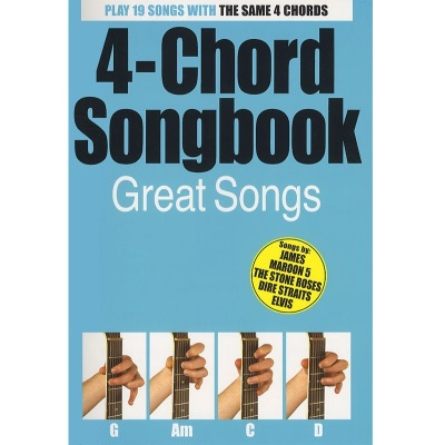 4 chord songbook