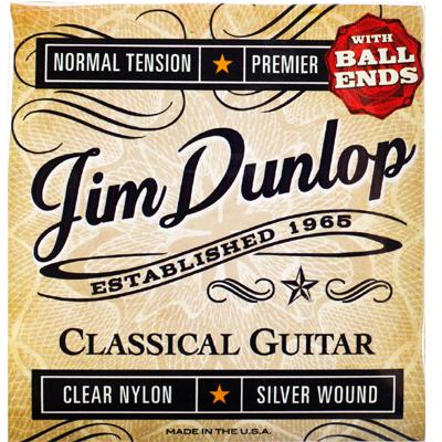 Jim Dunlop - Ball End Classical Guitar String Set