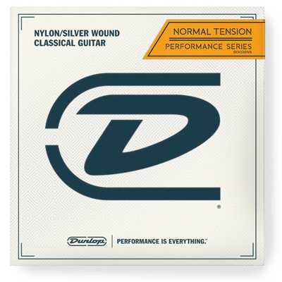 Dunlop Nylon Classical Guitar Strings - Plain End Normal Tension