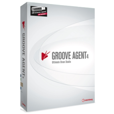 Steinberg Groove agent Software
