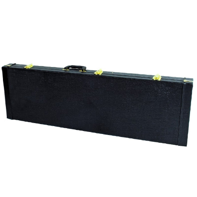 V-Case Bass Case - Rectangle Black Vinyl