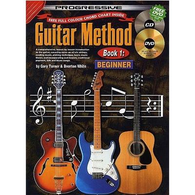 Progressive Guitar Method Book 1