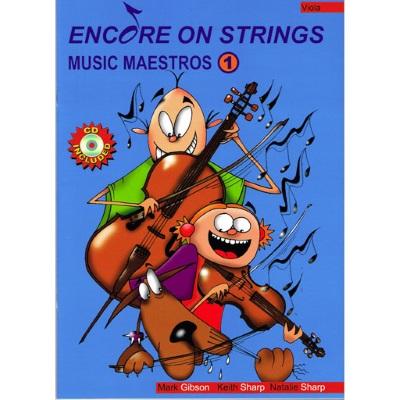 Encore on Strings Viola Level 1