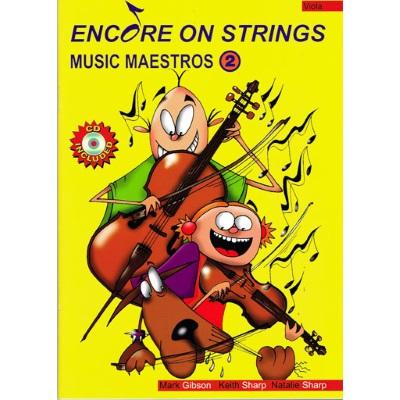 Encore on Strings Viola Level 2