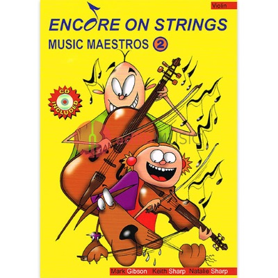 Encore on strings Violin level 2