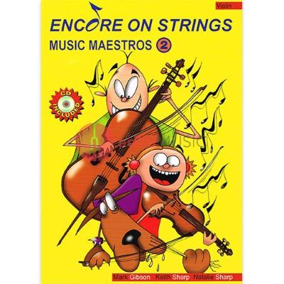 Encore on strings Violin level 2