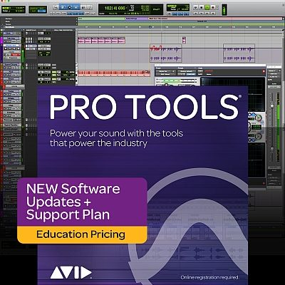 Pro Tools New Upgrade Plan Edu