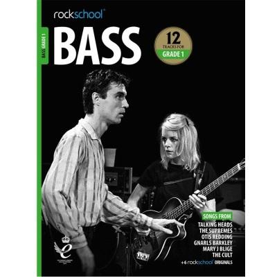 Rock School Bass Grade 1