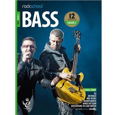 Rock School Bass Grade 2
