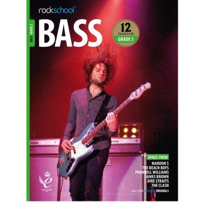 Rock School Bass Grade 3
