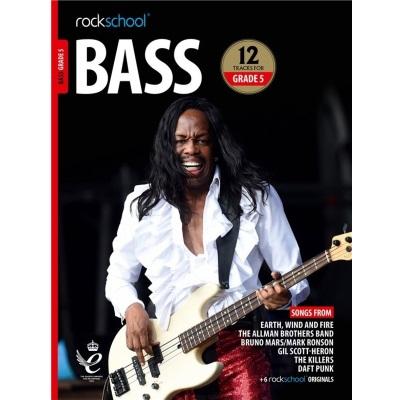 Rock School Bass Grade 5
