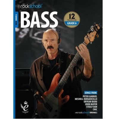 Rock School Bass Grade 6