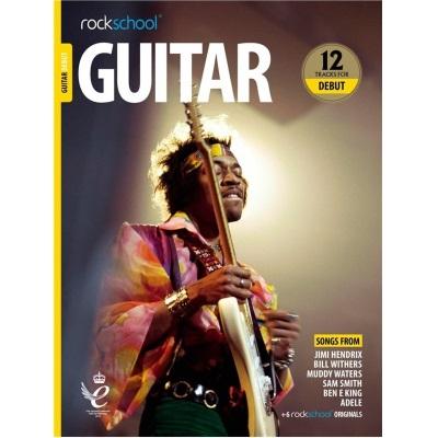 Rock School Guitar Debut