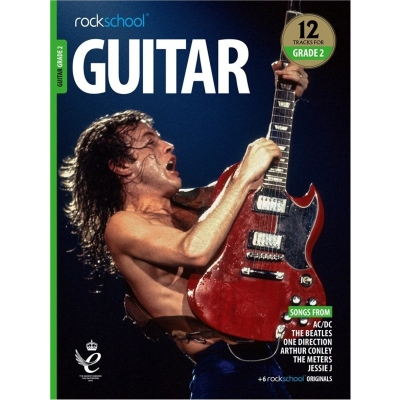 RockSchool Guitar Grade 2