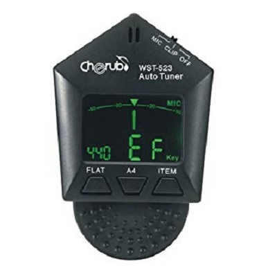 Cherub WST523 Clip on GuitarTuner