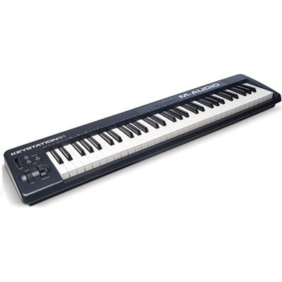 M-Audio Keystation 61 - USD Midi Controller