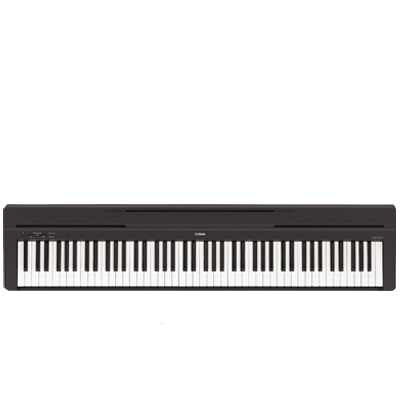 Yamaha P45 Digital Piano Top