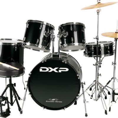 DXP Rock Drum Kit - Black