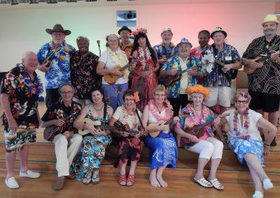 Dukes of Uke Hawaiian Show