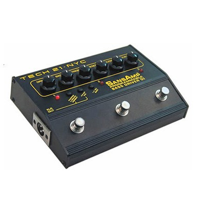 Tech 21 Sans Amp Bass Driver Programmable