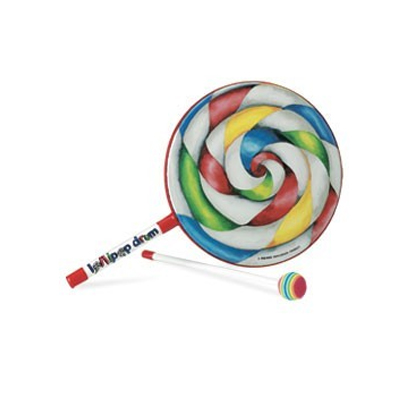 Lollipop Drum Lynn Kleiner