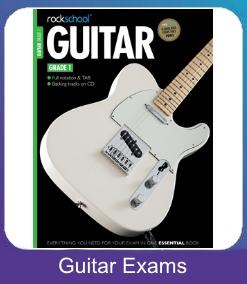 Guitar Exams