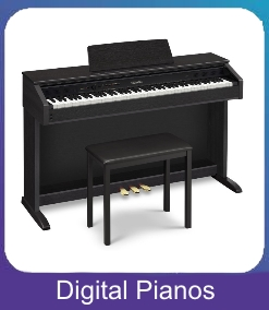 Digital Pianos Available near Brisbane