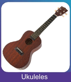 Ukuleles near Brisbane