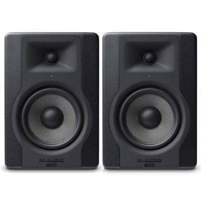 "M-Audio BX5 D3 - 5"" Powered Studio Reference Monitors"