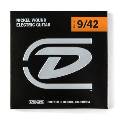 Dunlop 09 to 42 Electric Guitar String Set
