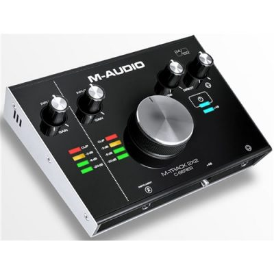 M-Audio M-Track 2X2M USB/MIDI Audio Interface