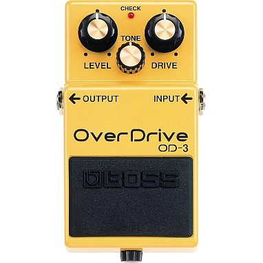 Boss OD3 Overdrive Pedal