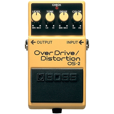 Boss OS2 Overdrive/Distortion Pedal