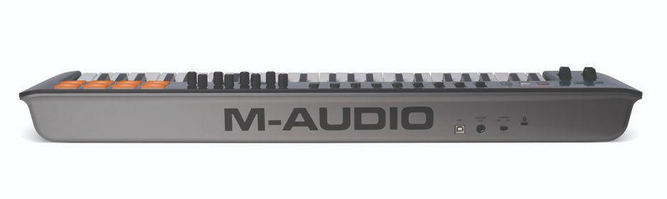 m audio oxygen 49 mk iv 49 key usb midi controller binary music. Black Bedroom Furniture Sets. Home Design Ideas