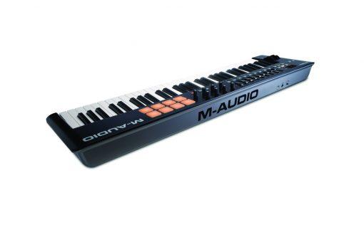 M-Audio Oxygen 61 MK IV - 61 key USB MIDI Controller