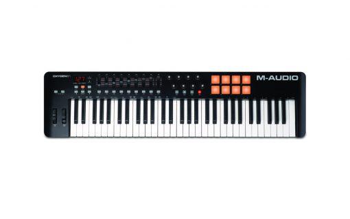 M-Audio Oxygen 61 MIDI keyboard