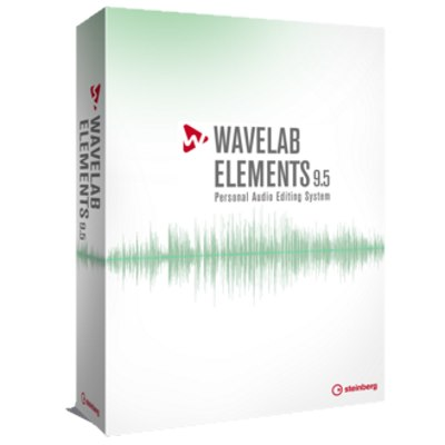 Steinberg Wavelab Elements Software