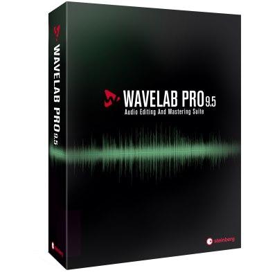 Steinberg Wavelab Software