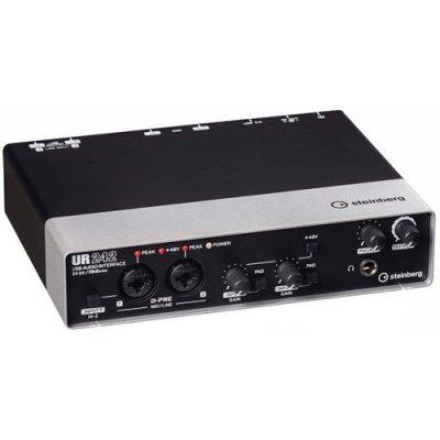Steinberg UR 242 USB Audio Interface