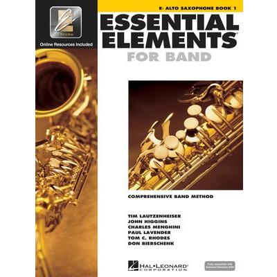 Essential Elements Alto Saxophone Book 1