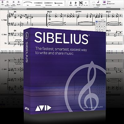 Sibelius software