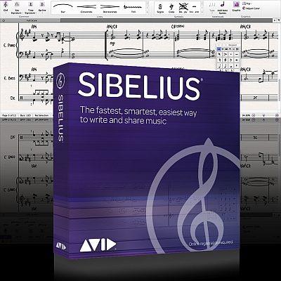 Sibelius software