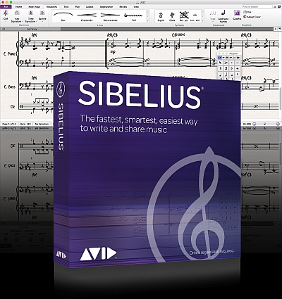 Sibelius perpetual Education NEW