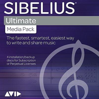 Sibelius Ultimate Media Pack