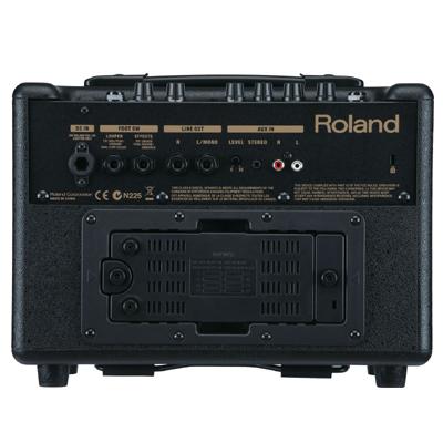 Roland AC33 Back panel