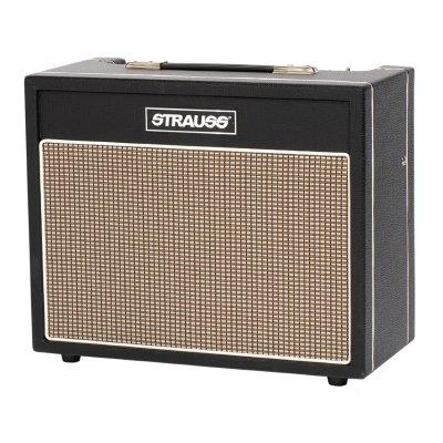 Strauss 15 Watt Valve Amp - Black